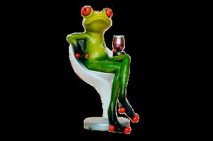 drunker frog