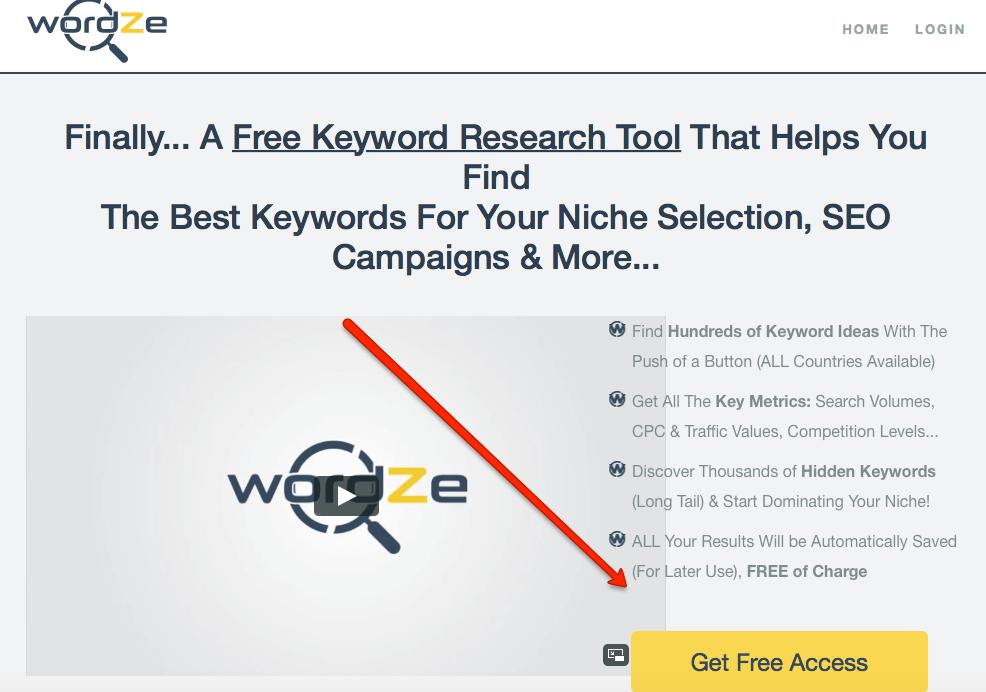 Wordze, herramienta para monetizar un blog de micronicho